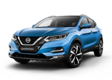 Nissan Qashqai full service leasing | Sixt Leasing