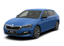 Škoda Scala full service car leasing | Sixt Leasing