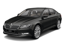 Škoda Superb full service car leasing | Sixt Leasing