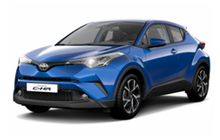 Toyota CH-R full service car leasing | Sixt Leasing