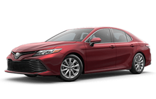 Toyota Camry full service car leasing | Sixt Leasing