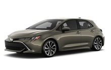 Toyota Corolla hatchback full service leasing | Sixt Leasing