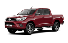 Toyota Hilux full service leasing | Sixt Leasing