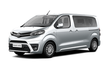 Toyota Proace Verso full service leasing | Sixt Leasing
