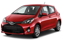 Toyota Yaris full service leasing | Sixt Leasing