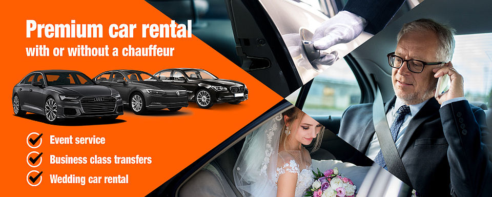 Sixt Limousine and Transfer services | Sixt rent a car