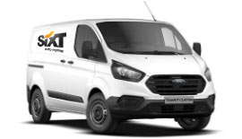 Ford Transit Van rental | Sixt rent a car