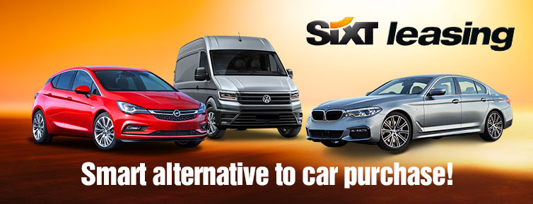 Sixt Leasing full service leasing for companies | Sixt Lithuania