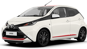 Toyota Aygo full service car leasing | Sixt Leasing