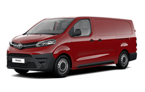Toyota Proace Van full service car leasing | Sixt Leasing