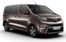 TOYOTA Proace Verso | Sixt Leasing full service car leasing