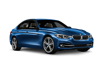 BMW 3 series | Wedding car rental | Sixt