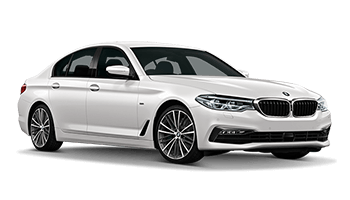 BMW 5 series | Wedding car rental | Sixt