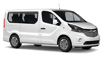 Opel Vivaro | Sixt rent a car | Sixt