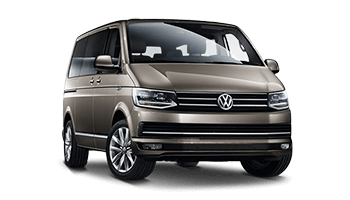 VW Multivan | Wedding car rental | Sixt